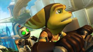 E3 2007 : Ratchet & Clank : Tools Of Destruction