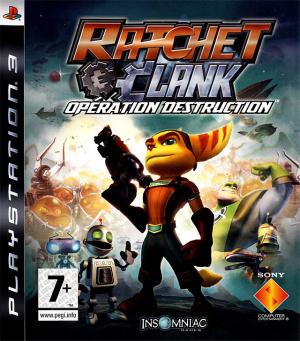 Ratchet & Clank : Opération Destruction sur PS3