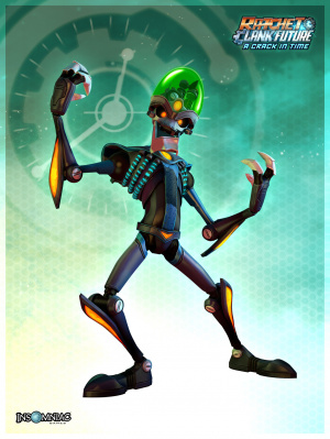 Images de Ratchet & Clank : A Crack in Time