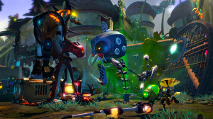 GC 2013 : Images de Ratchet & Clank : Into the Nexus