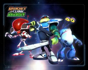 Ratchet & Clank : QForce décalé sur Vita