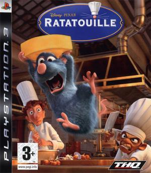 Ratatouille sur PS3