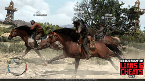 Images du DLC de Red Dead Redemption