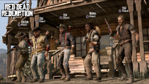 10 jours XPx2 pour Red Dead Redemption