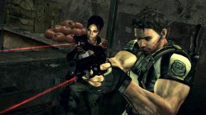 GC 2008 : Images de Resident Evil 5