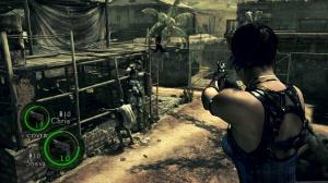 Resident Evil 5 : le système de sauvegarde