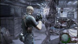 Images et vidéo de Resident Evil 4 HD
