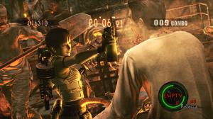 Resident Evil 5 : Barry et Rebecca de retour