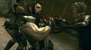 Resident Evil 5 et 6 (Switch) : le patch de lancement ajoute la visée gyroscopique et le motion control