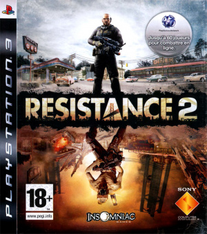 Resistance 2 sur PS3