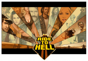 En route vers l'enfer avec Ride to Hell