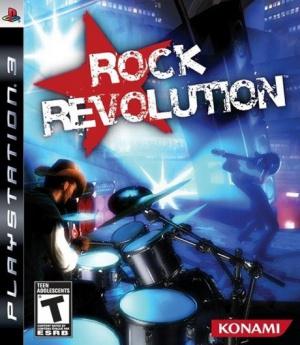 Rock Revolution sur PS3