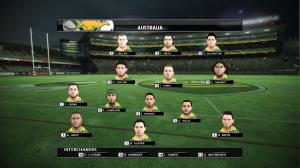 Rugby League Live 2: Des images et des jaquettes