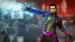 Pas de Saints Row IV sur Wii U