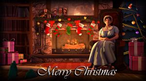 Saints Row 4 fête Noël