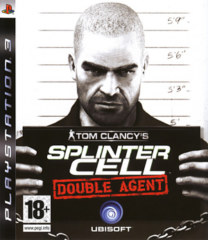 Splinter Cell Double Agent sur PS3