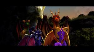 GC 2008 : Images de La Légende de Spyro : Naissance d'un Dragon