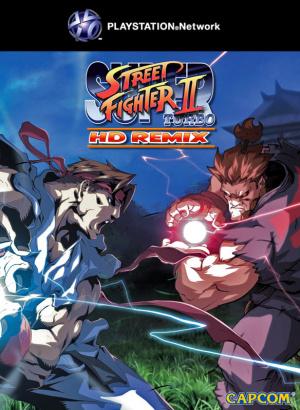 Super Street Fighter II Turbo HD Remix sur PS3