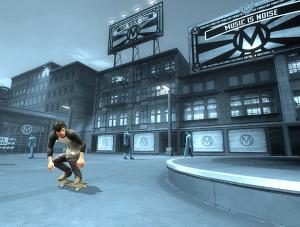 Images de Shaun White Skateboarding