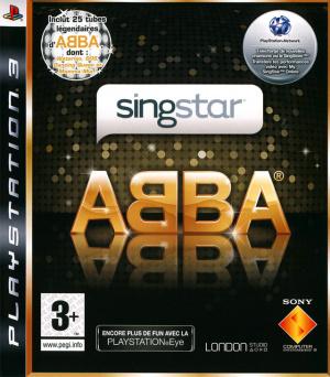 Singstar ABBA sur PS3