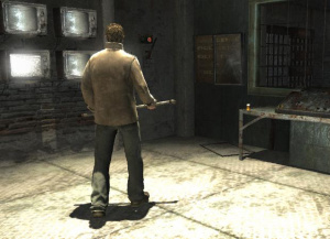 Images : Silent Hill V