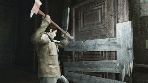 GC 2008 : Images de Silent Hill : Homecoming