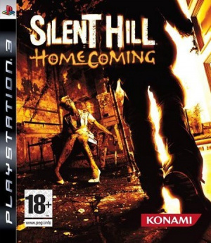 Silent Hill : Homecoming sur PS3