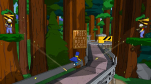 The Simpsons Game : interview Greg Risser