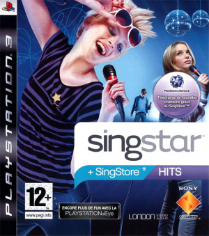 Singstar Hits sur PS3