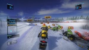 Ski Doo : Snowmobile Challenge