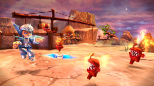 GC 2012 : Images de Skylanders Giants