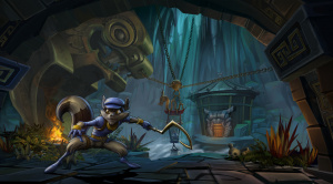 E3 2012 : Images de Sly Cooper : Thieves in Time
