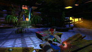 GC 2012 : Images de Sly Cooper - Thieves in Time