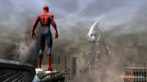 Activision annonce Spider-Man : Web of Shadows