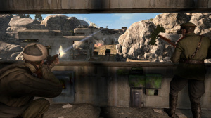 Le multi de Sniper Elite V2 disponible