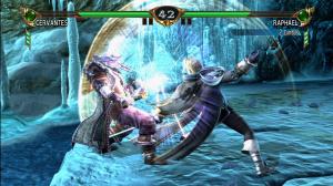 Soul Calibur IV : un vrai succès