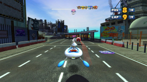 Images de Sonic & Sega All-Stars Racing