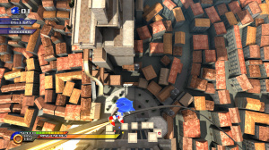 TGS 2008 : Image de Sonic Unleashed