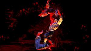 Images sanglantes de Splatterhouse