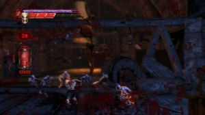 Images de Splatterhouse