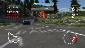 TGS 07 : Sega Rally PS3