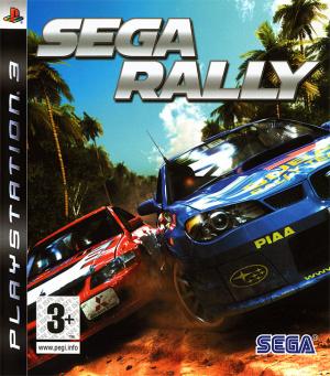 Sega Rally sur PS3