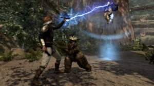 Le Pouvoir de la Force II se balade sur Endor