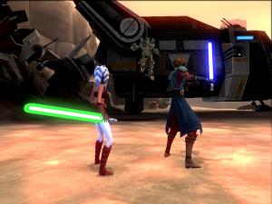 GC 2009 : Images de Star Wars The Clone Wars : Les Héros de la République