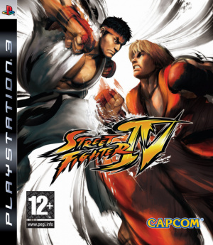 Street Fighter IV sur PS3