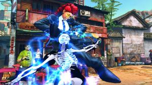 GC 2008 : images de Street Fighter IV