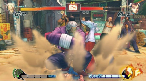 Images de Street Fighter IV