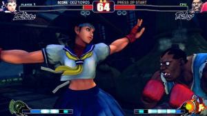 128 challengers dans un tournoi Street Fighter