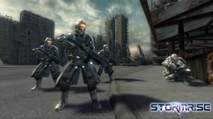 E3 2008 : Images de Stormrise