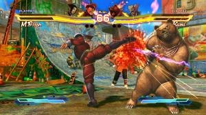 Street Fighter X Tekken : les persos Vita déjà sur le disque